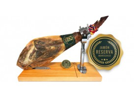 Jamón Montechico Reserva 8 a 8,5 kg. aprox.