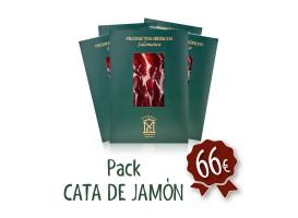 Pack cata de jamón