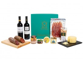 Iberian Pork Meat Selection Packet