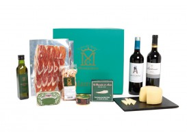 Iberian Pork Shoulder Green Selection Products
