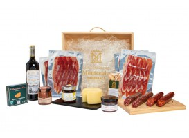 Iberian Pork Sausages Selection Packet