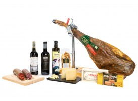 Iberian Ham Selection