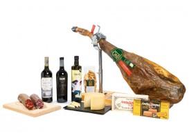 Iberian Ham Selection