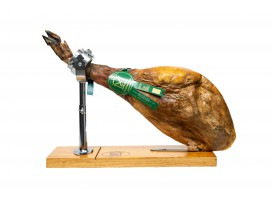 Iberian ham 'de cebo' (fed with fodder)