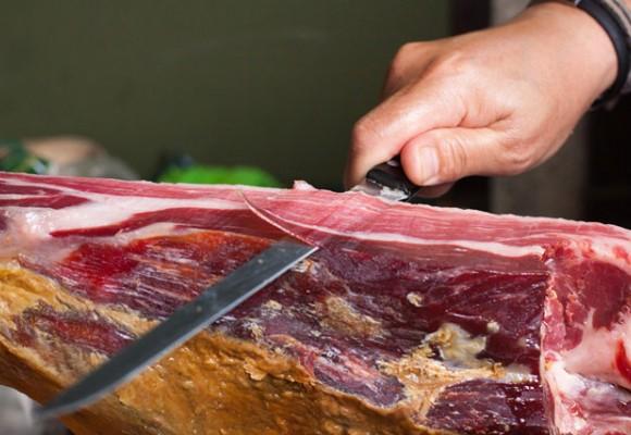 Como conservar el jamón y embutidos ibéricos una vez abiertos.